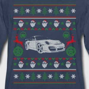Car-Awesome sport car christmas sweater - Men's Premium Long Sleeve T-Shirt