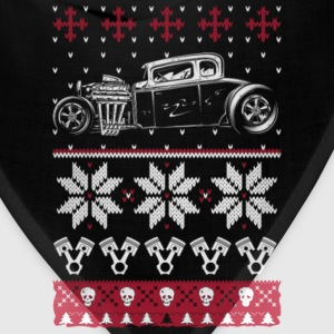 Car-Old classical car awesome sweater for fans - Bandana