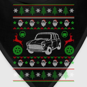 Car-Classical old car christmas awesome sweater - Bandana