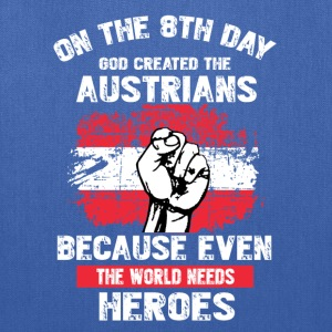 Austrians-On the 8th day god created the austrians - Tote Bag