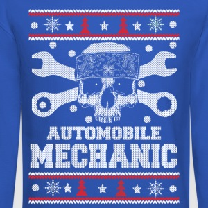 Automobile mechanic-Mechanic Christmas sweater - Crewneck Sweatshirt