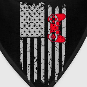 Gamer-American gamers for gaming fans - Bandana