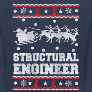 Structural engineer-Awesome christmas sweater - Men's Premium Tank