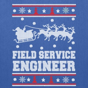 Field service engineer-chrismast awesome sweater - Tote Bag