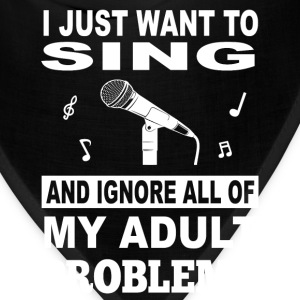 Sing-I just want to sing and ignore all problems - Bandana