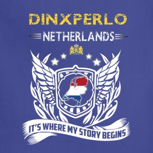 Dinxperlo Netherlands-where my story begins - Adjustable Apron
