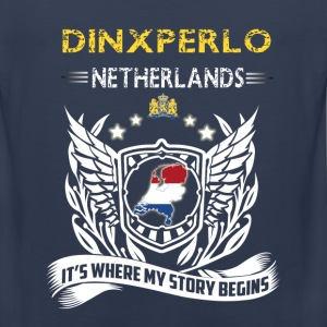 Dinxperlo Netherlands-where my story begins - Men's Premium Tank