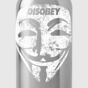 Disobey  - Water Bottle