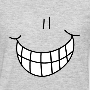 Cheesy Grin T-Shirts - Men's Premium Long Sleeve T-Shirt