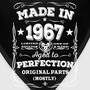 Made in 1967 - Aged to perfection - Bandana