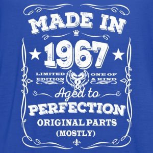 Made in 1967 - Aged to perfection - Women's Flowy Tank Top by Bella