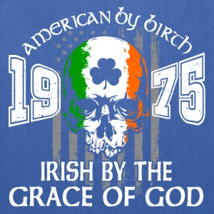 1975 Irish by the grace of God - Tote Bag