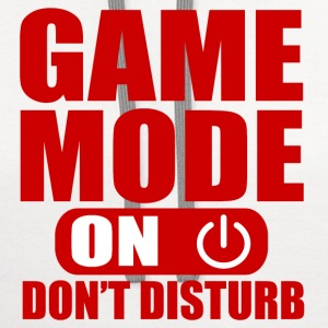 GAME MODE ON - Contrast Hoodie