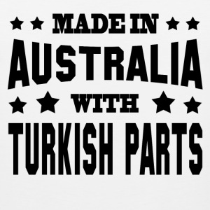 MADE IN AUSTRALIA WITH TURKISH PARTS - Men's Premium Tank