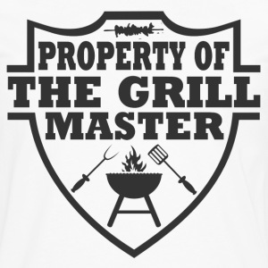 GRILL - Men's Premium Long Sleeve T-Shirt
