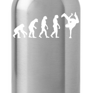 Hip Hop Break Dance Evolution T-Shirt T-Shirts - Water Bottle