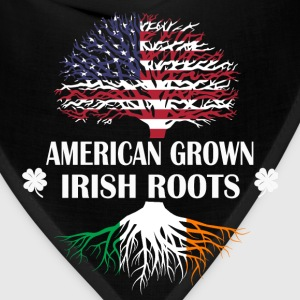 American grown Irisfh roots - Bandana