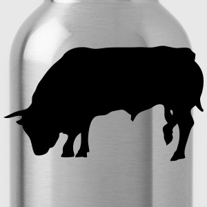 bull _5 T-Shirts - Water Bottle