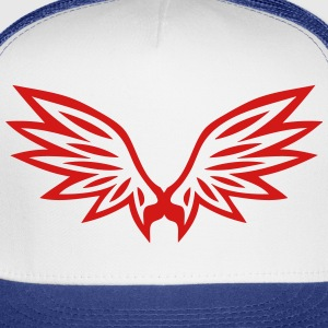 wing birds 60298 T-Shirts - Trucker Cap