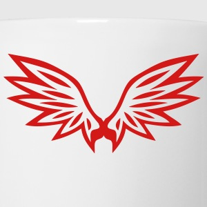 wing birds 60298 T-Shirts - Coffee/Tea Mug