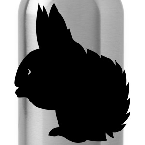 squirrel shadow figure 2 T-Shirts - Water Bottle
