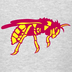 bee hornet wasp 602 Hoodies - Men's T-Shirt