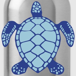 sea turtle animals 602 Long Sleeve Shirts - Water Bottle