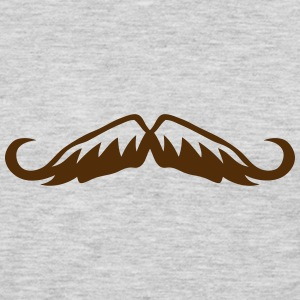 mustache 601 T-Shirts - Men's Premium Long Sleeve T-Shirt
