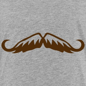 mustache 601 Kids' Shirts - Toddler Premium T-Shirt