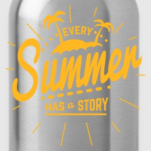 Every Summer has a Story Women's T-Shirts - Water Bottle