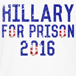 HILLARY - Men's Premium Long Sleeve T-Shirt