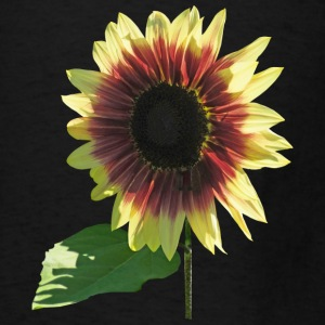 Sunflower Ring Of Fire Bags & backpacks - Men's T-Shirt