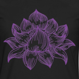 Lotus - Men's Premium Long Sleeve T-Shirt
