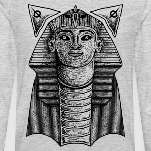 pyramid sphinx Women's T-Shirts - Men's Premium Long Sleeve T-Shirt