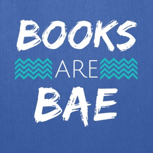 Books Are Bae Women's T-Shirts - Tote Bag