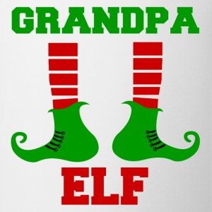 GRANDPA  ELF - Coffee/Tea Mug