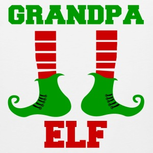 GRANDPA  ELF - Men's Premium Tank