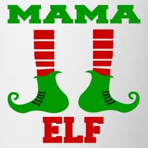 MAMA  ELF - Coffee/Tea Mug