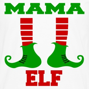 MAMA  ELF - Men's Premium Long Sleeve T-Shirt