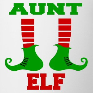 AUNT ELF - Coffee/Tea Mug