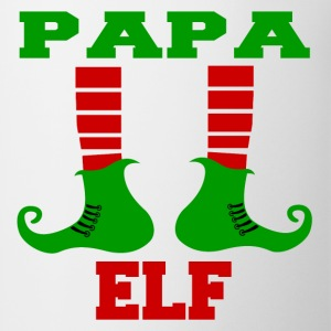 PAPA ELF - Coffee/Tea Mug