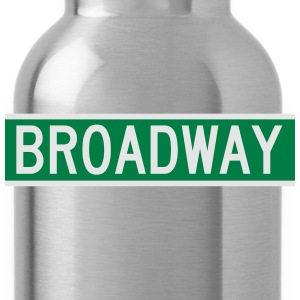 NYC Broadway Sign Women's T-Shirts - Water Bottle