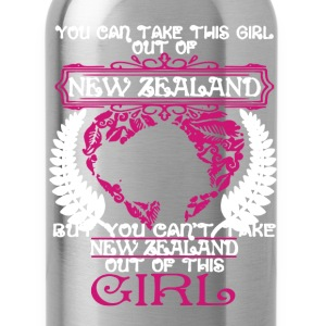 New Zealand Girl - Water Bottle