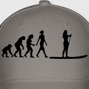 evolution_stand_up_paddling_062016a_1c Women's T-Shirts - Baseball Cap