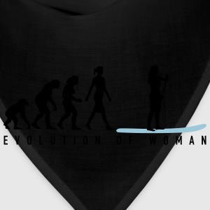 evolution_stand_up_paddling_062016b_2c Women's T-Shirts - Bandana