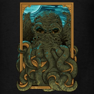Answering the Call of Cthulhu - Men's T-Shirt