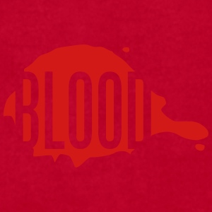 Blood - Men's T-Shirt by American Apparel