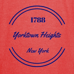yorktown heights NAVY Bags & backpacks - Vintage Sport T-Shirt