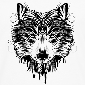 Wolf head Other - Men's Premium Long Sleeve T-Shirt