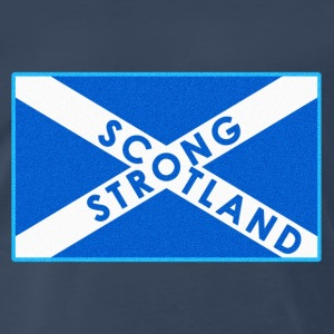 SCOTLAND STRONG  - Men's Premium T-Shirt